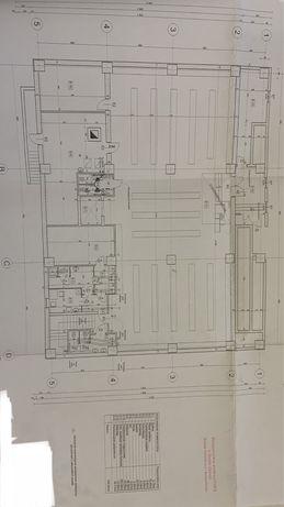 Wynajmę budynek  1528m2 (3 kondygnacje) Nowy Korczyn
