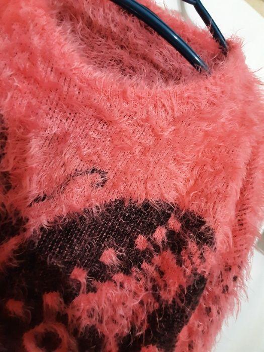 Яркий мягенький свитер р 52-54 Черкассы - изображение 1