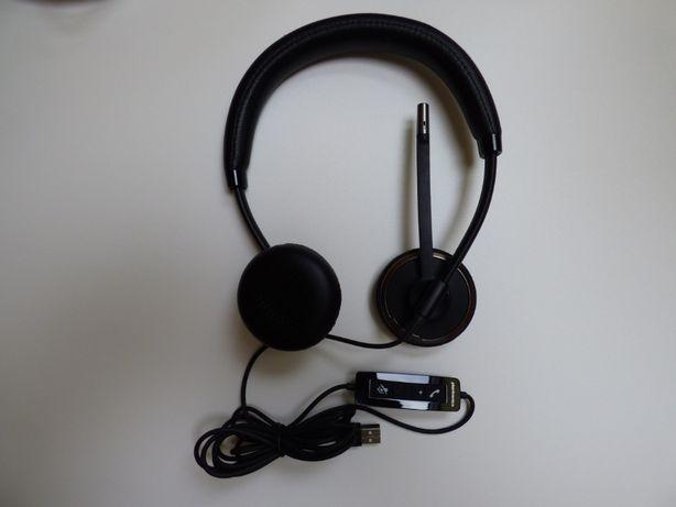 Platronics Blackwire 520 słuchawki z mikrofonem do PC