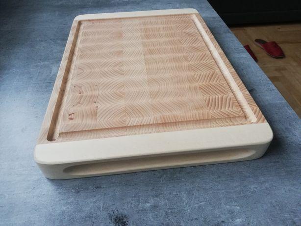 Duża deska drewniana