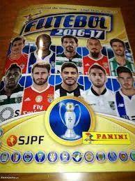Caderneta futebol 2016/2017 (nova)