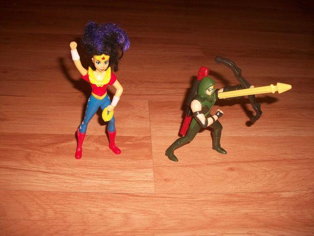 супергерои,макдональдс