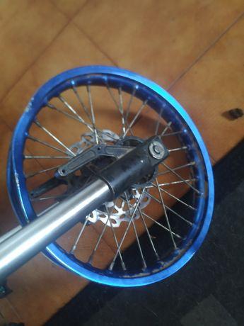 Vendo rodas de pit bike
