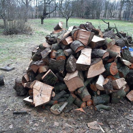 Drewno opałowe mieszane
