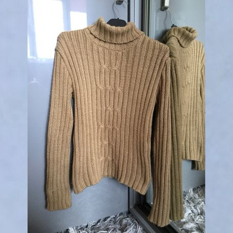 Sweter wełniany Fleur Collection