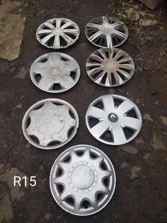 Колпаки R 15 - R 16