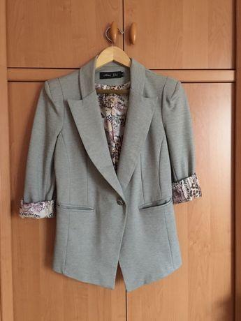 Удлиненный стильный пиджак