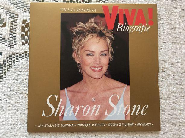 Biografia Sharon Stone na płycie