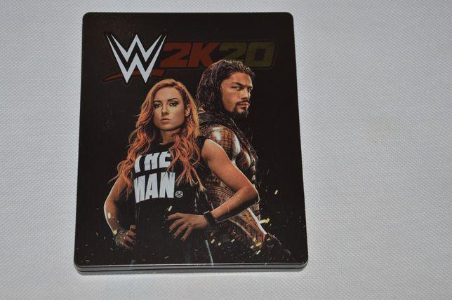 Steelbook WWE 2k20 Nowy G2