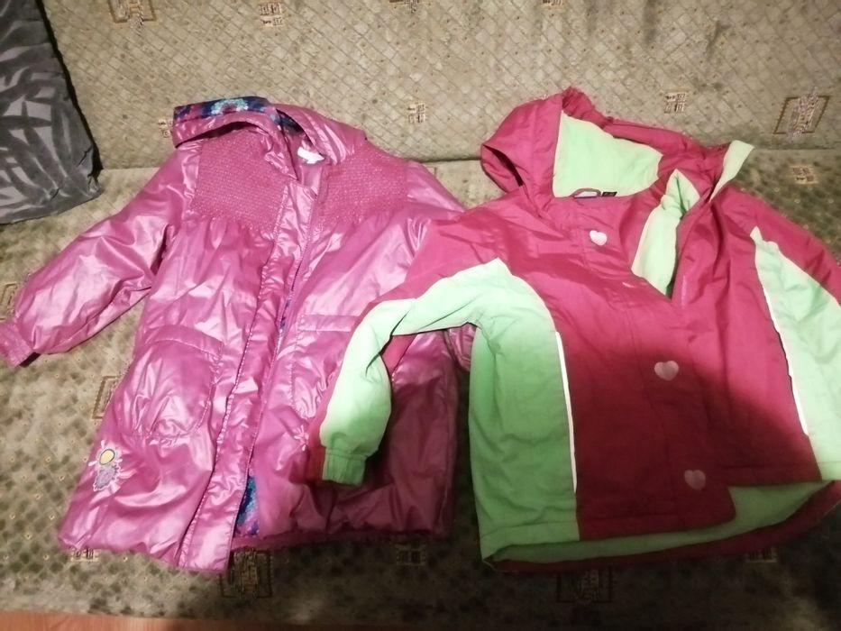 Kurtki, bluzki dla dziewczynki Gwieździn - image 1