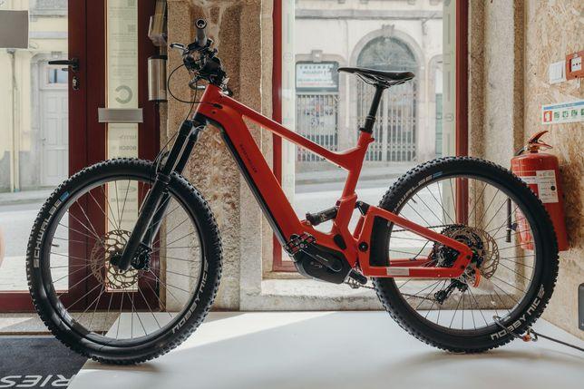 Bicicleta Elétrica - Ebike: Delite Mountain Touring, da Riese & Müller