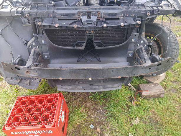 BMW E87 1.6i  2.0d pas przedni  chłodnice wzmocnienie belka benzyna