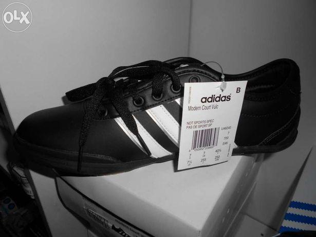 Sapatilhas Adidas Modern Court Vulc Nova, na caixa Original