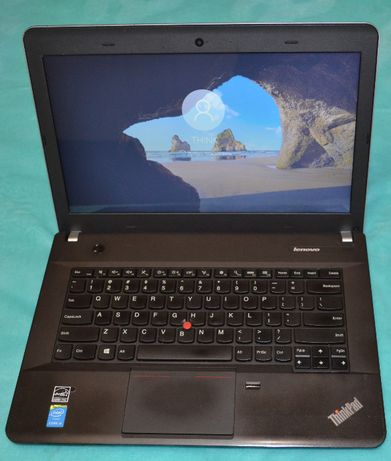 Lenovo ThinkPad E440 i3-4000m 4gb ram 120gb ssd
