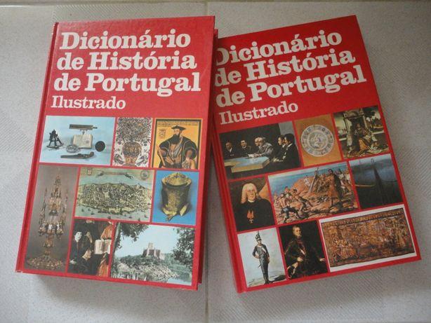 Dicionário da História de Portugal