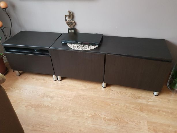 Stolik RTV Ikea z szufladą