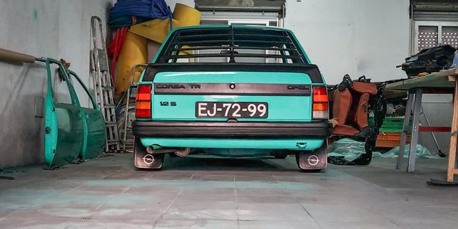 Corsa TR Luxus 1984 C14SE