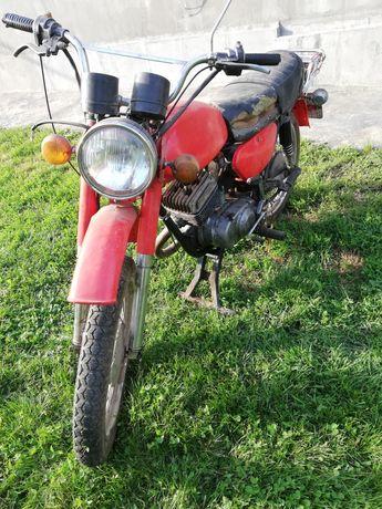 Мотоцикл Минск (Макака)
