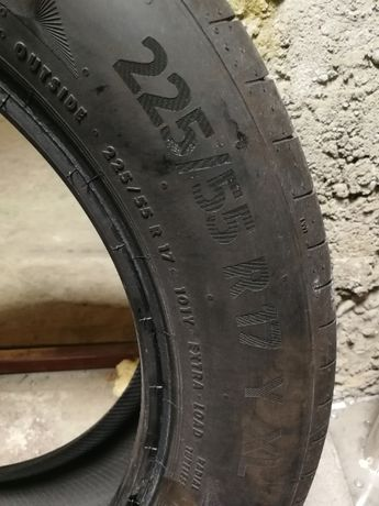 Opony Continental Premium Contact 6 225/55 R17 Y XL