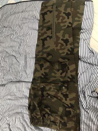 ubranie ochronne, spodnie goretex