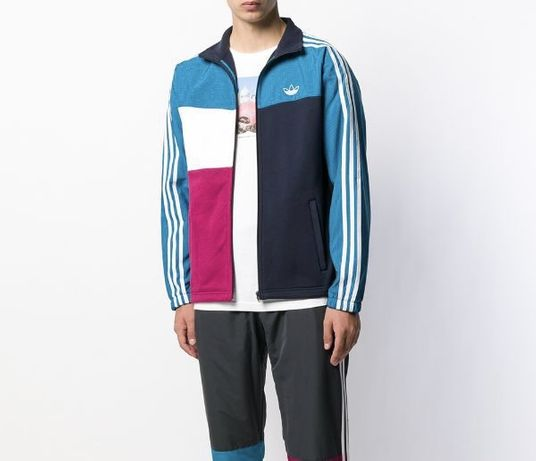 Ветровка Adidas Asymm Full Zip ОРИГИНАЛ ED5522 курточка