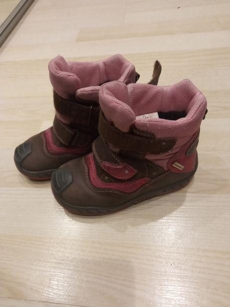 buty zimowe 25 dziewczynka Bartek