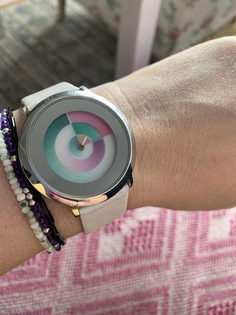 Zegarek damski am:pm PD185-U444 biały