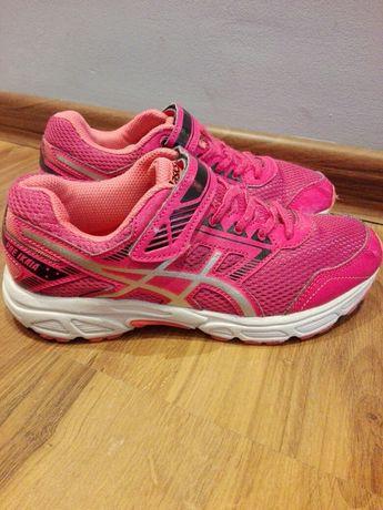 Dziecięce buty sportowe do biegania Asics Pre Ikaia r. 34,5