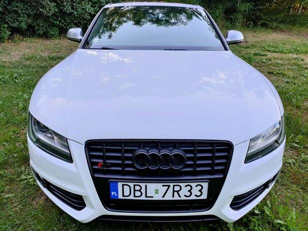 Audi S5 - doinwestowana