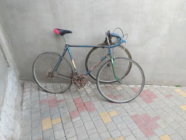 Велосипед шоссейный хвз спорт шоссе