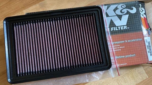 Фильтр нулевого сопротивления (нулевик) на Mazda