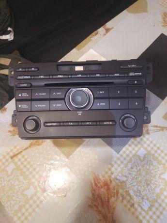 Магнітола Mazda cx-7 2012