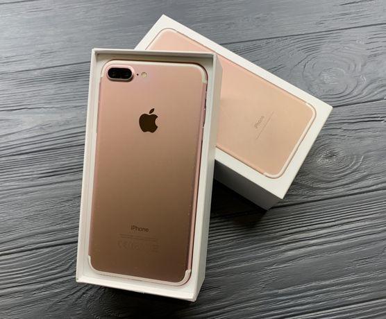 iPhone 7 Plus Rose Gold 128 gb Магазин Гарантия Доставка