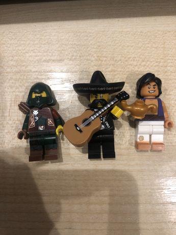 Lego минифигурки minifigures series