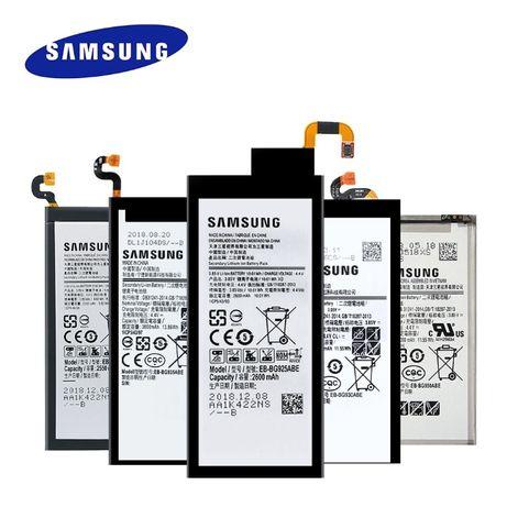 Baterias toda a Linha Samsung Galaxy S (Original) S6/S7/S8/S9/S10, etc