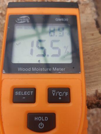 Drewno kominkowe suche dąb po suszarni