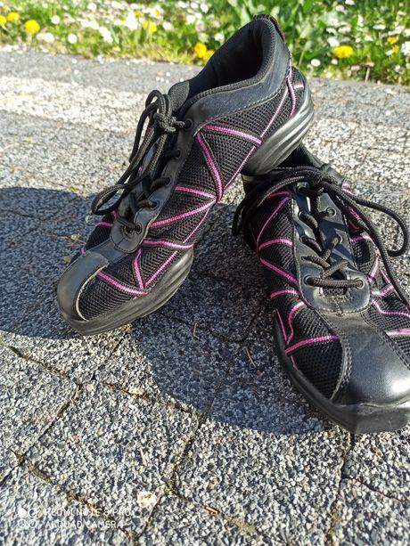 Capezio buty do tańca nowoczesnego lub zumby