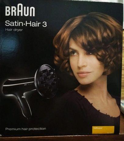 Новый Фен BRAUN Satin Hair 3 HD330