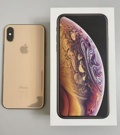 Iphone 10Xs gold