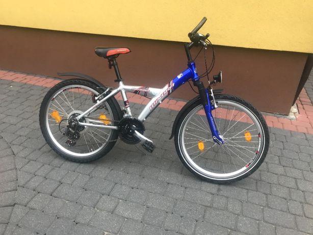 """Rower Winora Ruff Rider koła 24"""" rama aluminiowa"""