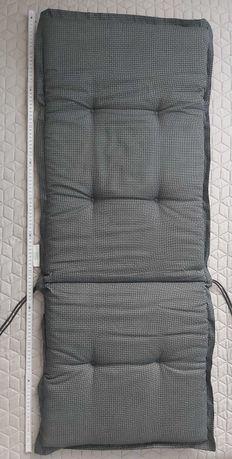 2 poduszki na krzesła ogrodowe
