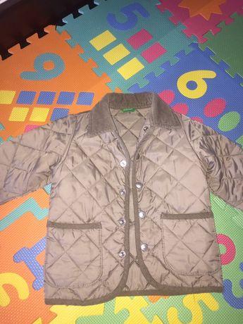 Куртка детская Benetton