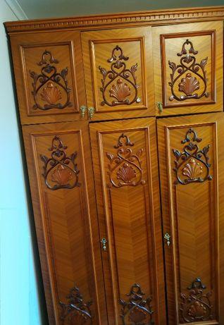 """Стінка """"Віорела"""" 5-дверна Румунія шафа спальня стенка антикваріат шкаф"""
