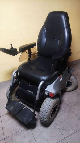 Wózek terenowy elektryczny MEYRA Optimus II