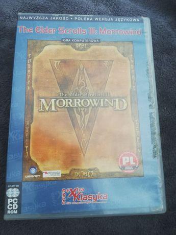 Gra komputerowa The Elder Scrolls III: Morrowind