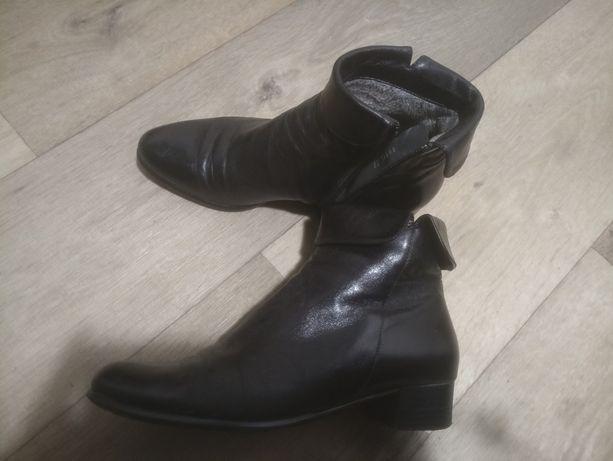 Стильные ботинки Германия 38 размера