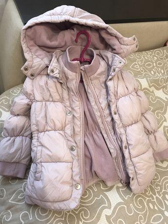 Куртка Chicco для девочки 3-5 лет!
