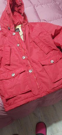 Куртка для хлопця 14 років