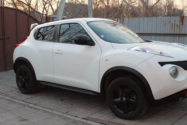 Nissan Juke 2014 год
