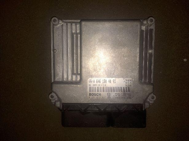 Sterownik Silnika CDI 2.2 Komputer W203 Cklasa Lift